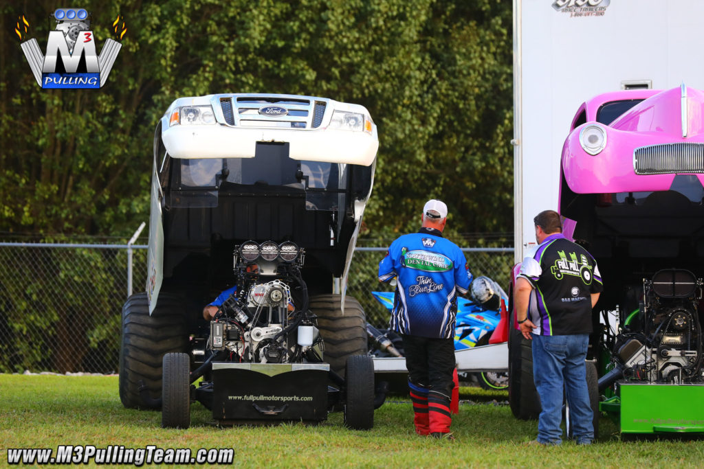 M3 Pulling Team – Super Modified 2wd Truck Pulling Team